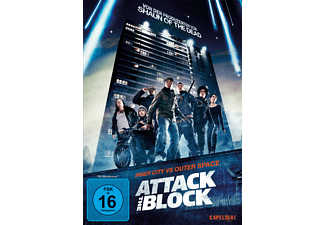 Attack the Block - (DVD)
