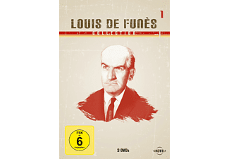 Louis de Funès Collection 1 DVD-Box Komödie DVD