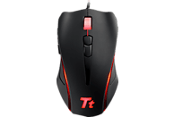 TT ESPORTS Black Element Gaming Mouse PC-Maus, Schwarz