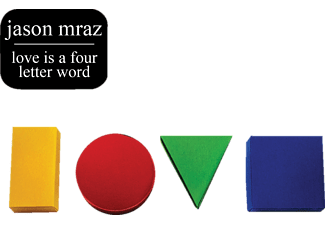 love is a 4 letter word jason mraz is a four letter word rock amp pop cds 23467