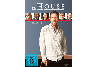 Dr. House - Staffel 5 - (DVD)