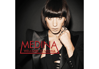 Medina - WELCOME TO MEDINA - (CD)