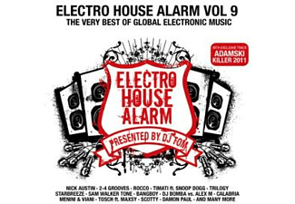 VARIOUS - Electro House Alarm Vol.9 - (CD)