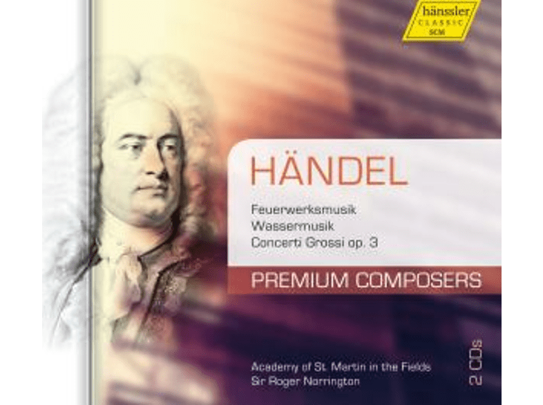 Amf, Marriner Neville, Iona Brown, Brown,Iona/Marriner,Neville/AMF - Premium Composers [CD]
