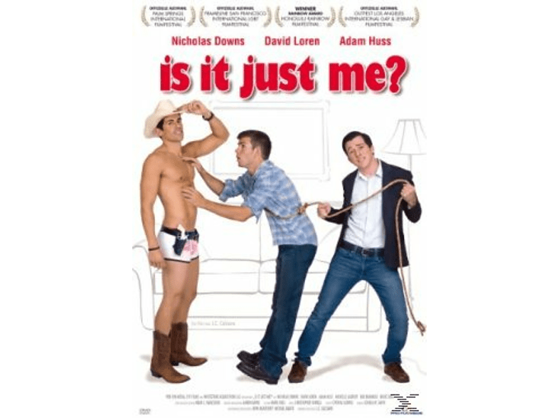 Is It Just Me? [DVD]