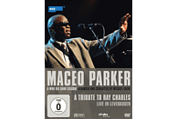 Maceo Parker, WDR Big Band Cologne - A Tribute  To Ray Charles [DVD]
