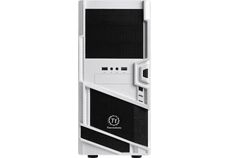 THERMALTAKE Commander MS-I Snow Edition USB 3.0 VN 40006 W2N, Middle Tower