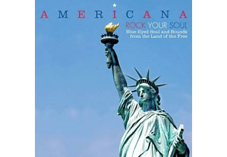 VARIOUS - Americana Rock Your Soul - (Vinyl)