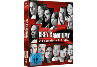 Grey's Anatomy - Staffel 7 - (DVD)