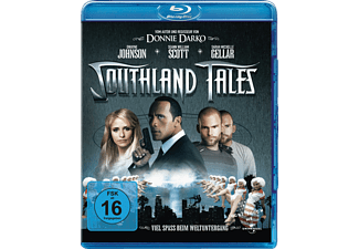 Southland Tales - (Blu-ray)