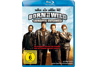 Born to be Wild - Saumäßig unterwegs - (Blu-ray)