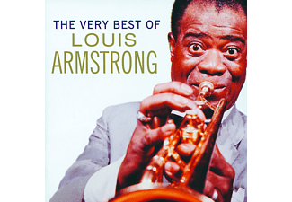 Louis Armstrong The Very Best Of Louis Armstrong Jazz/Blues CD