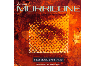 Ennio Morricone - Compilation Film Music 1966-87 CD