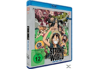 One Piece - 10. Film: Strong World - (Blu-ray)