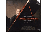 Andreas Staier - Diabelli-Variationen [CD]