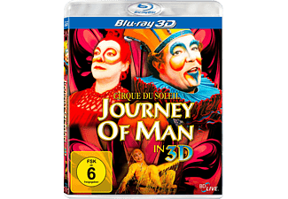 Cirque De Soleil - Journey Of Man [3D Blu-ray]
