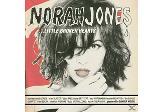Norah Jones - LITTLE BROKEN HEARTS - (CD)