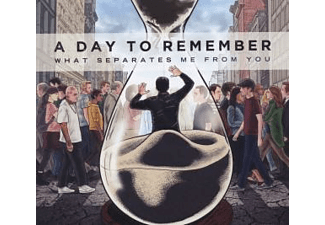 A Day To Remember - What Separates Me From You - (CD)