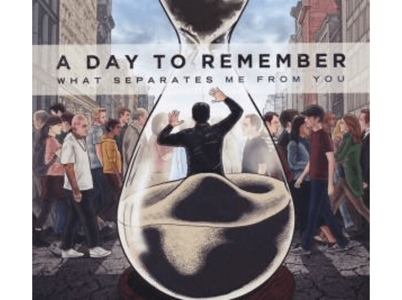 A Day To Remember - What Separates Me From You [CD]