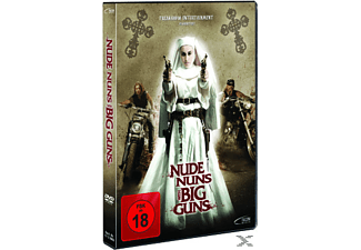 Nude Nuns with Big Guns - (DVD)