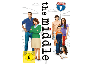 The Middle - Die komplette 1. Staffel - (DVD)