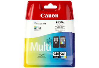 CANON Tintenpatronen Multi-Pack PG540 / CL541 Colour