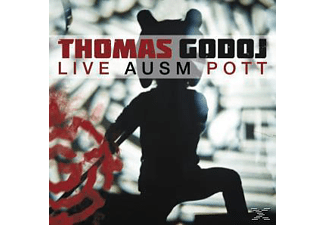 Thomas Godoj - Live - (CD)