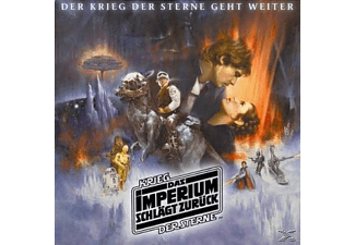Star Wars Episode V: Das Imperium schlägt zurück - 1 CD - Science Fiction/Fantasy