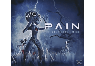 Pain - You Only Live Twice - (CD)