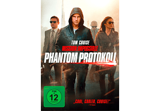 Mission: Impossible 4 – Phantom Protokoll - (DVD)