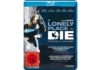 A lonely place to die - Todesfalle Highlands - (Blu-ray)