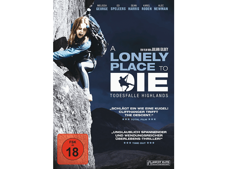A lonely place to die - Todesfalle Highlands [DVD]