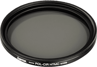 HAMA Polarisationsfilter HTMC Wide 62 mm hama Polarisationsfilter HTMC Wide 62 mm Schwarz