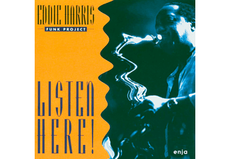 Eddie Harris - Listen Here - (CD)