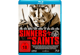 Sinners and Saints - (Blu-ray)