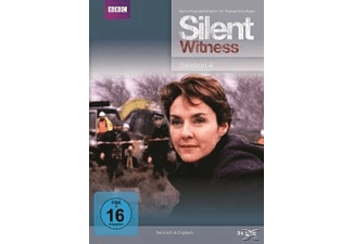 SILENT WITNESS - STAFFEL 4 DR. SAMANTHA RYAN - (DVD)