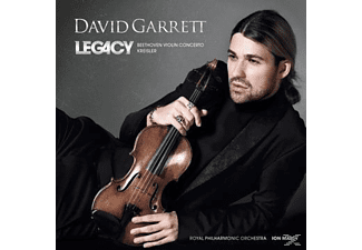 David Garrett, Royal Philharmonic Orchestra, Ion Marin - Legacy - (CD)