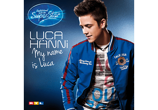 Luca Hänni - My Name Is Luca - (CD)