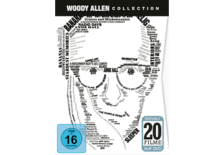Woody Allen Collection DVD-Box - (DVD)