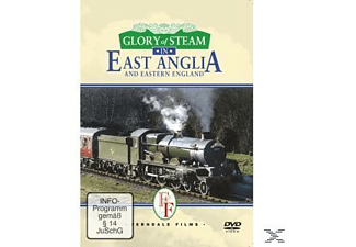 Glory Of Steam In East Anglia - (DVD)