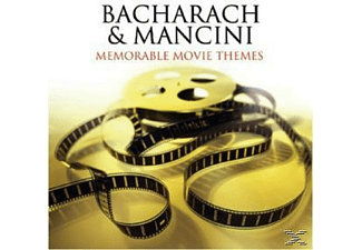 VARIOUS - Bacharach & Mancini - (CD)