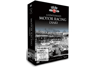 A Gentleman's Motor Racing Diary Vol.1 - (DVD)