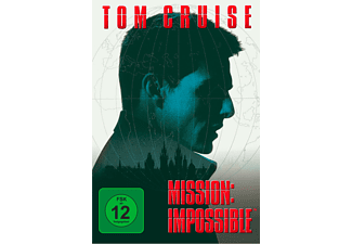 Mission: Impossible - (DVD)