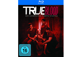 True Blood - Staffel 4 Drama Blu-ray + DVD