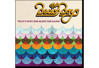 The Beach Boys - THAT S WHY GOD MADE THE RADIO - (CD)