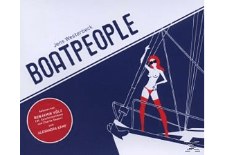 Boatpeople - (CD)