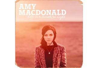 Amy MacDonald LIFE IN A BEAUTIFUL LIGHT. Pop CD