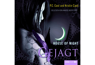 House of Night - Gejagt - 5 CD - Unterhaltung