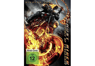 Ghost Rider: Spirit of Vengeance - (DVD)