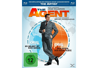 OSS 117 1&2 - THE AGENT - (Blu-ray)